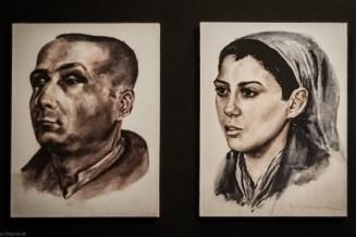 Muzeum Etnograficzne twarze romów