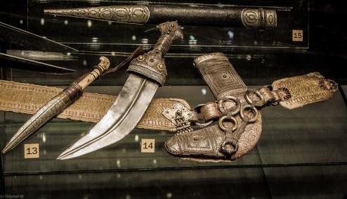 kolekcja broni muzeum tarnów
