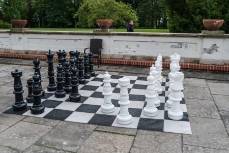szachy ogrody zamkowe baranów sandomierski