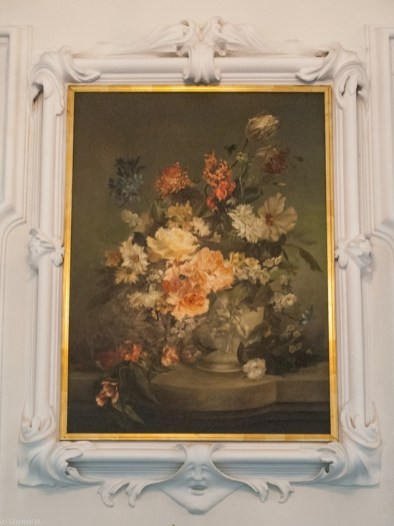 obraz na zamku - baranów sandomierski