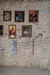 obrazy ruiny zamku w iłży