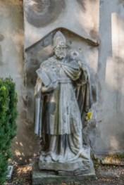 Cmentarz Stary rzeźba - tarnów