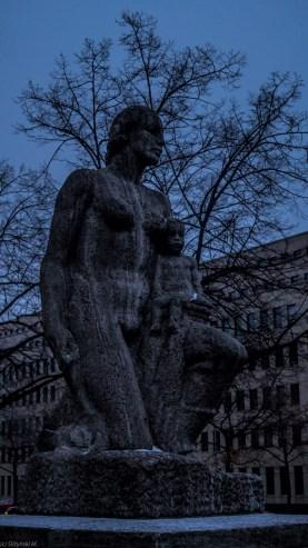 Berlin - pomniki