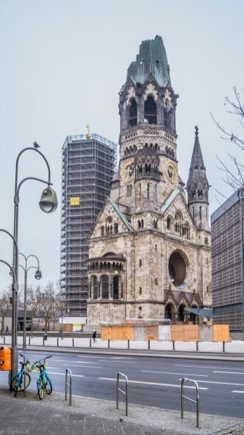 Berlin Zachodni - kościoły