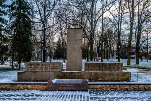 pomniki Rygi