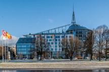 architektura Rygi - biurowiec