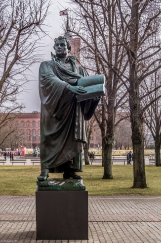 Pomnik Lutra - Berlin Wschodni