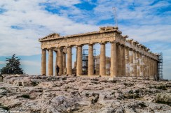 Partenon - atrakcje Akropolu
