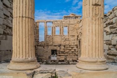 Erechtejon - atrakcje Akropolu