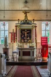 wnętrze Kościół św. Jacka Odrowąża stepnica