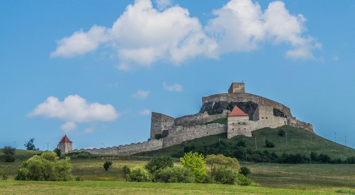 kościoły warowne - Zamek chłopski w Rupea