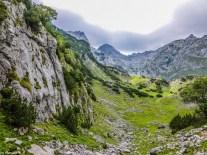 trekking przyroda czarnogóra - Góry Durmitor