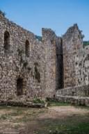 Klasztor Manasija mury obronne serbia