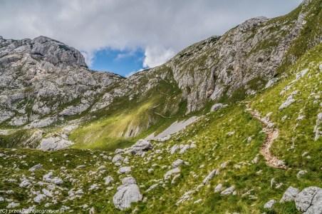 góry durmitor trekking w czarnogórze