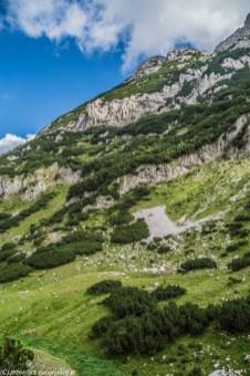 Góry Durmitor czarnogóra szlak