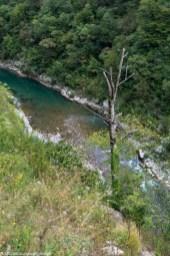Kanion rzeki Moraca