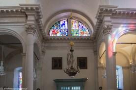 wnętrze kościół św bartłomieja dubrownik