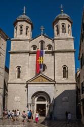 Kotor - kościół św. Mikołaja