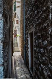 ulice kotor czarnogóra