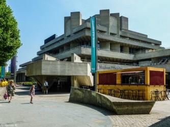 Londyn - Królewski Teatr Narodowy