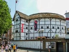 Lonyn - Shakespeare's Globe Theatre