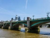 Southwark Bridge londyn