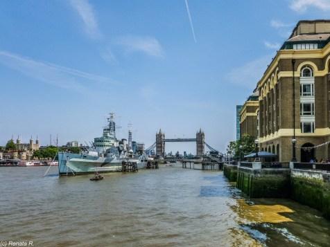 HMS Belfast londyn