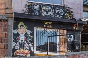 graffitti sztuka uliczna sarajewo