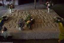 sztutowo - krematorium tablica