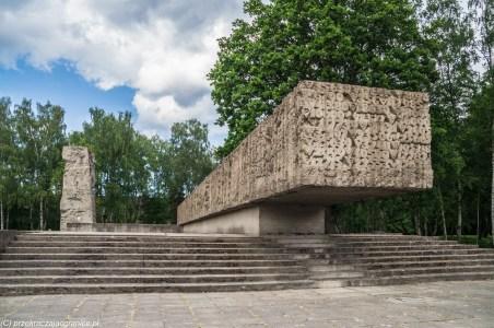 sztutowo - pomnik ofiar muzeum