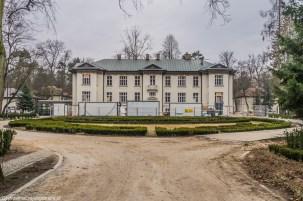 Mazowsze - Posiadłość Karolin w Otrębusach