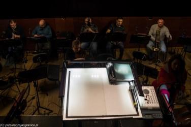 Mazowsze - Orkiestra przed występem