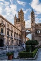 palermo - katedra łuk