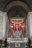 palermo - katedra św rozalia relikwiarz