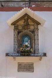 Palermo - uliczna kapliczka