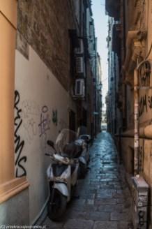 Sycylia - wąskie uliczki