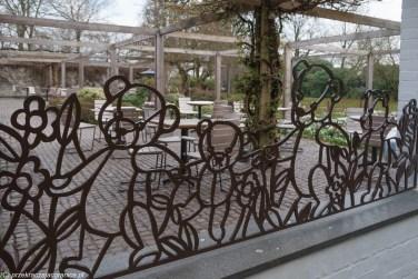 Billund - ogród Edith