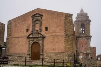 monreale - erice kościół św juliana