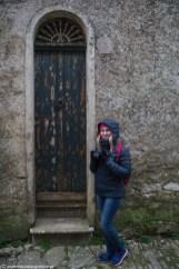 monreale - erice wąskie drzwi