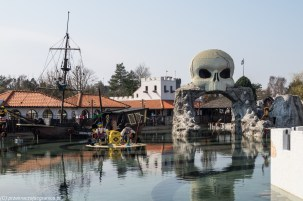 rejs w Pirate Land billund legoland