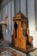 monreale - katedra konfesjonał