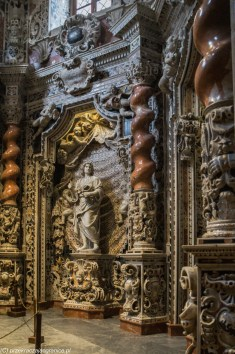 Monreale - Katedra, kaplica Krzyża Świętego