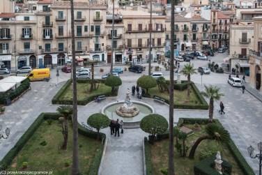 Monreale - plac Vittorio Emanuele II