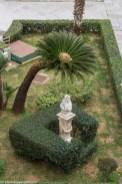 monreale - katedra widok z góry