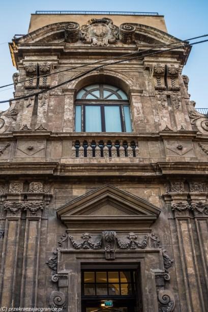 Palermo - kościół Santa Maria della Grotta al Cassaro