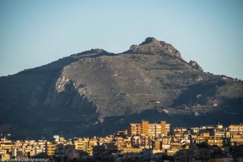 Palermo - widok z bulwarów