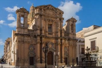 Marsala - kościół Najświętszych Dusz Czyśćcowych