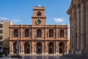Marsala - Pałac VII Kwietnia