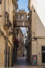Marsala - wąskie uliczki starówki