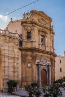 saliny - marsala sanktuarium madonny od pioruna